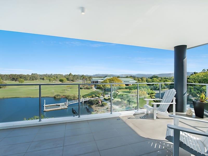 245 'Signature Apartments' 135 Lakelands Drive, Merrimac, Qld 4226