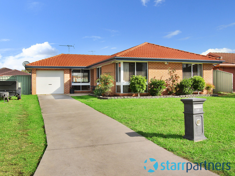 18 Bellatrix Street, Cranebrook, NSW 2749