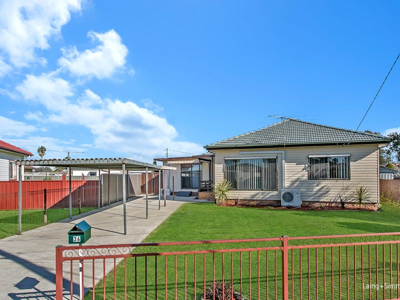 36 Gregory Avenue, Oxley Park, NSW 2760