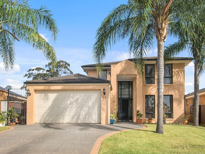 36 Swinborne Crescent, Wetherill Park, NSW 2164