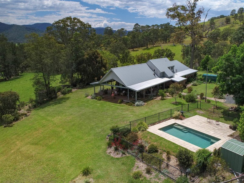 1244 Thunderbolts Way, Bowman, NSW 2422