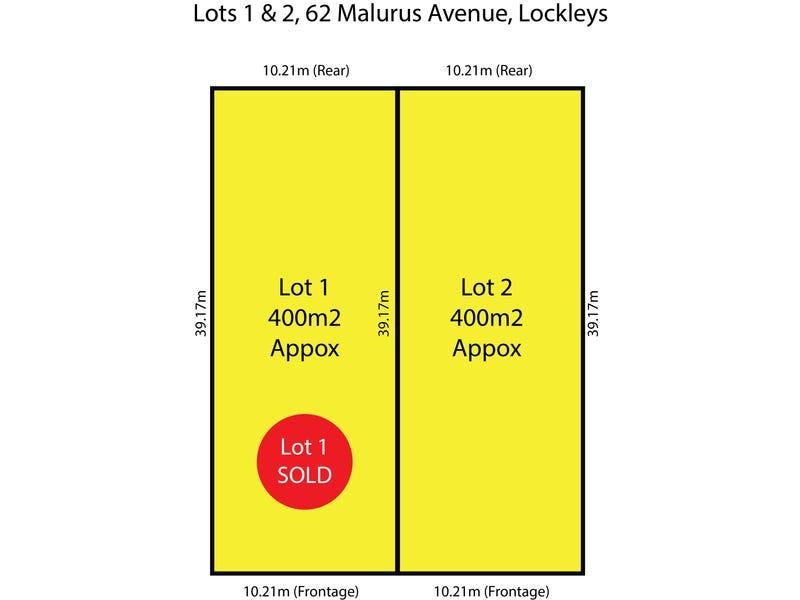 Lot 522 62 Malurus Avenue, Lockleys