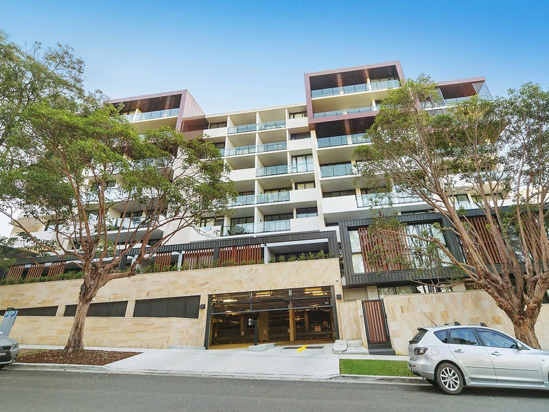 301/25 Marshall Avenue, St Leonards, NSW 2065