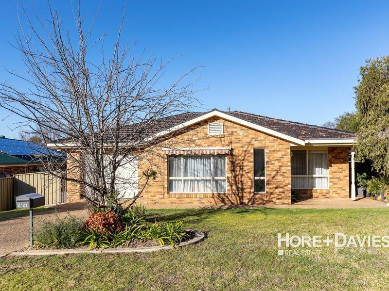 Unit 2/21 Kimberley Drive, Tatton, NSW 2650