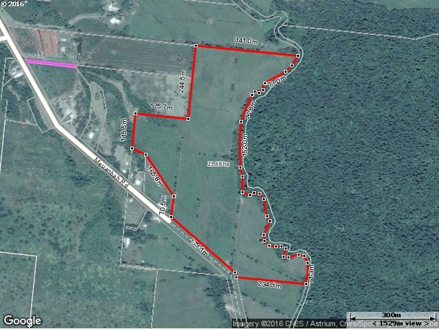 Lot 6 Meuanbah Road, Mena Creek, Qld 4871
