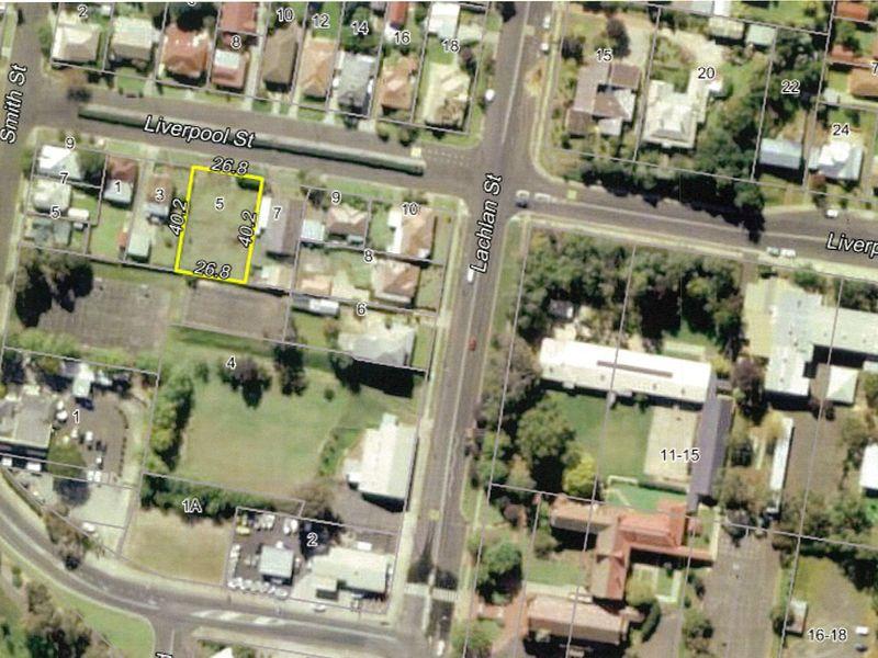5 Liverpool Street, Cowra, NSW 2794