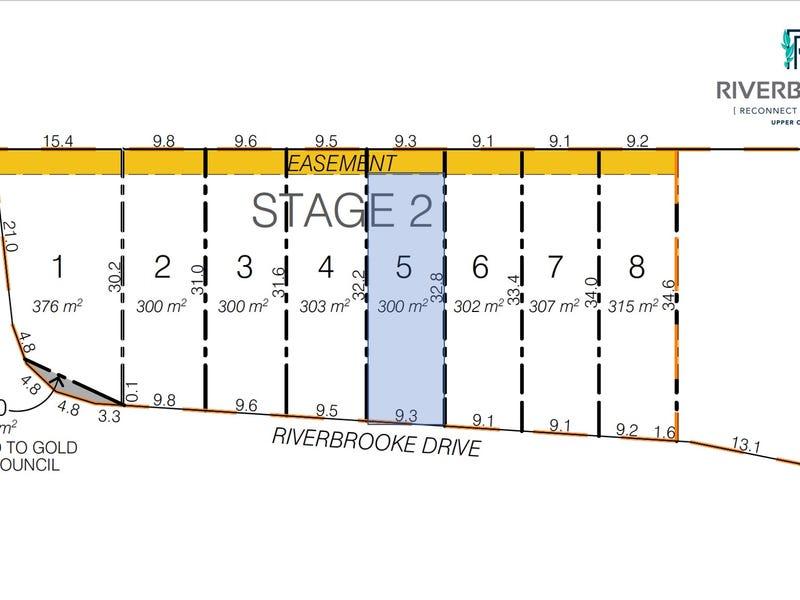 Lot 5, 43 Riverbrooke Drive, Upper Coomera, Qld 4209