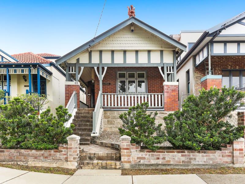 65 NORTHCOTE STREET, Naremburn, NSW 2065