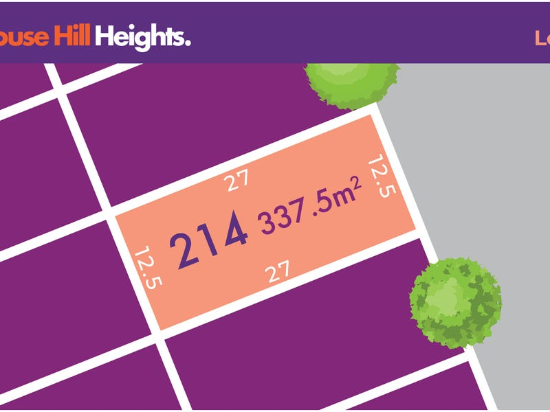 Lot 214 Land at Rouse Hill Heights, Box Hill, NSW 2765
