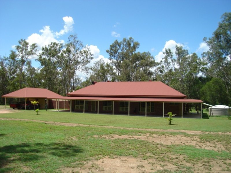 922 Brisbane Valley Hwy, Wanora, Qld 4306