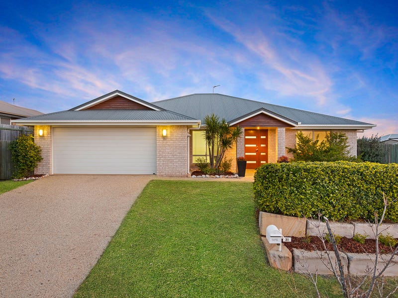 31 Honeyeater Drive, Highfields, Qld 4352
