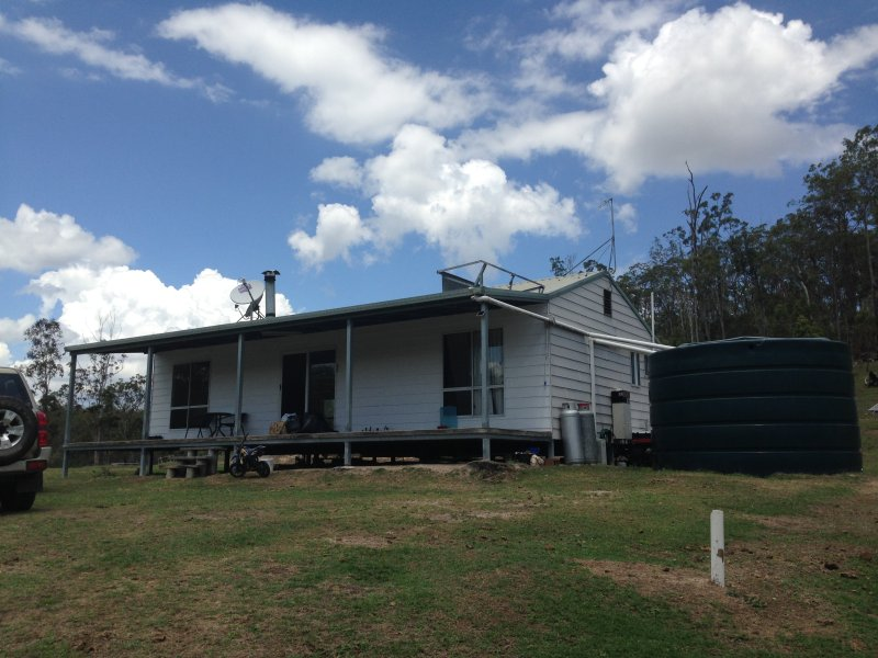 1300 Bania Rd, Mount Perry, Qld 4671