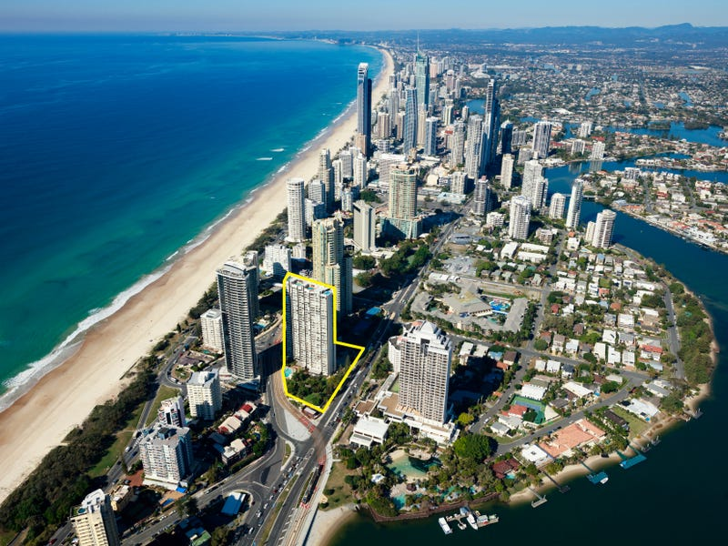 4/3422 Gold Coast Highway, Surfers Paradise, Qld 4217
