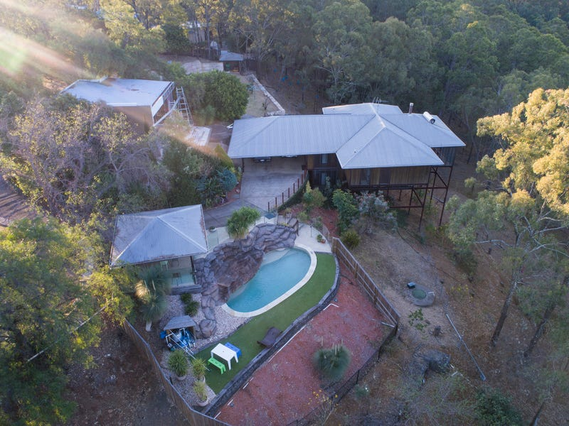 45 Mountain Rd, Laidley, Qld 4341