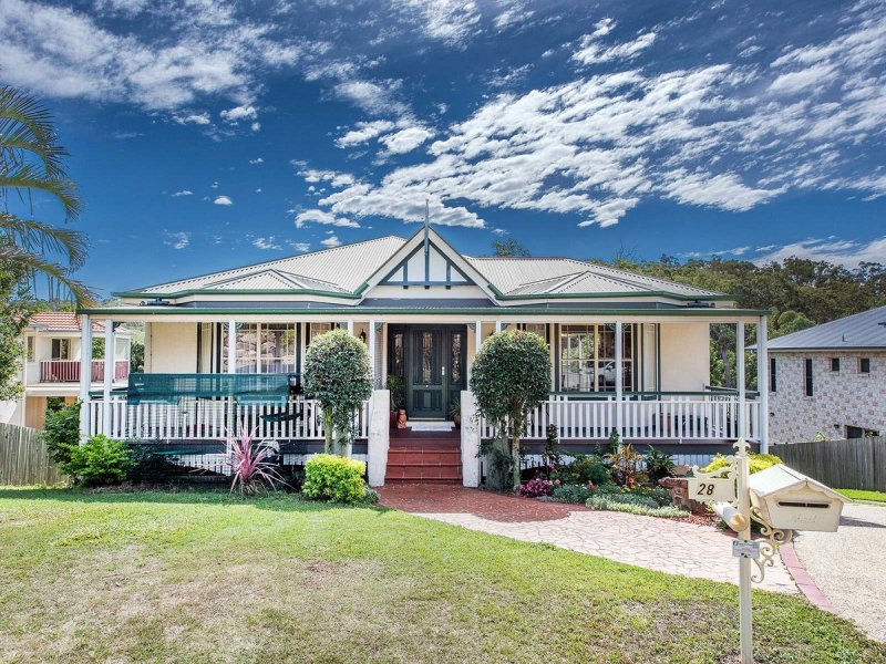 28 Ensign Street, Carindale, Qld 4152