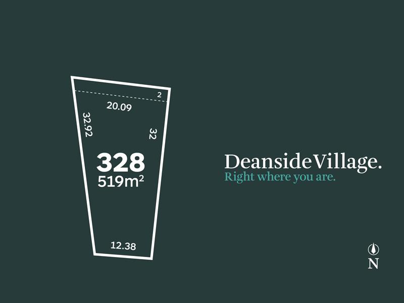 Lot 328, Kundram Court, Deanside, Vic 3336