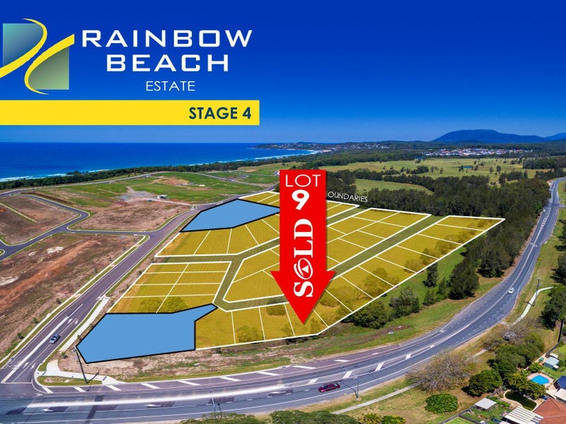 Lot 9 Rainbow Beach Estate, Lake Cathie, NSW 2445