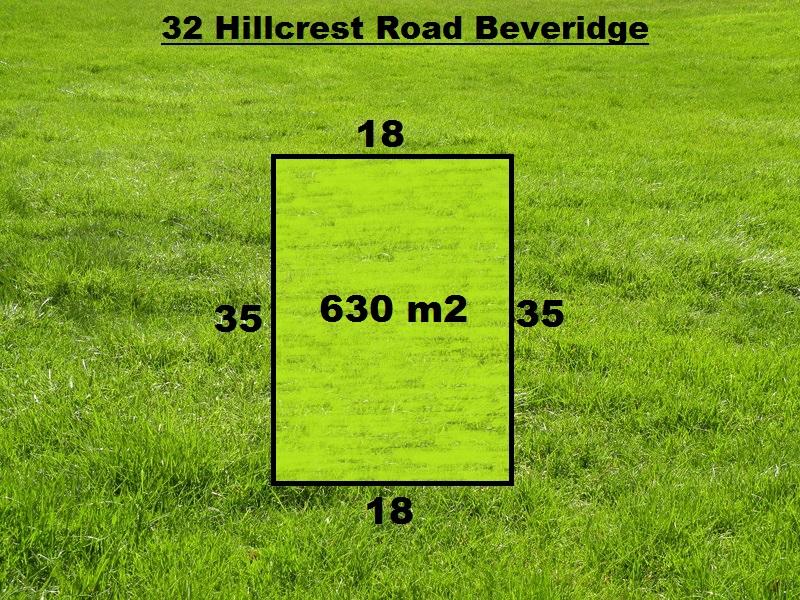 32 Hillcrest Road, Beveridge, Vic 3753