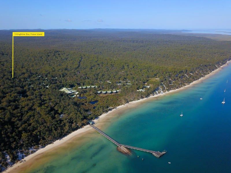 Lot 5 Kingfisher Bay, Fraser Island, Qld 4581
