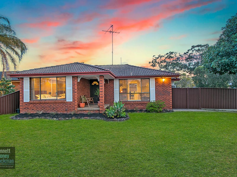 33 Lobelia Crescent, Quakers Hill, NSW 2763