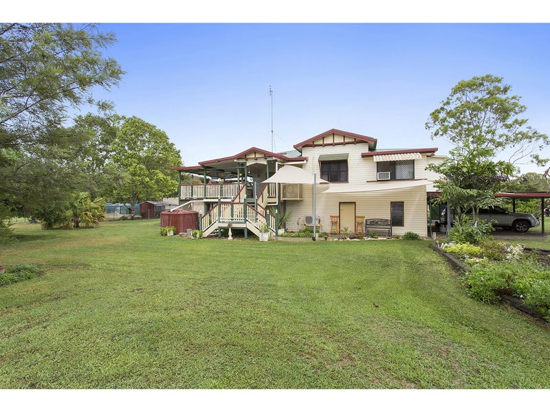 13 Slaughterhouse Road, Westwood, Qld 4702