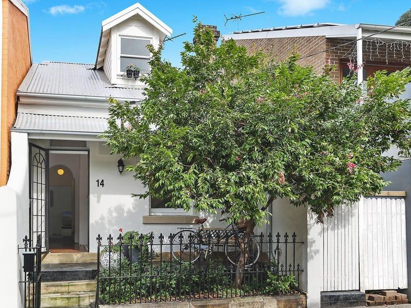 14 Baldwin Street, Erskineville, NSW 2043