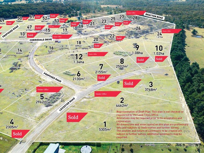 Lot 19 Betley Park Estate, Corridale Road, Marulan, NSW 2579
