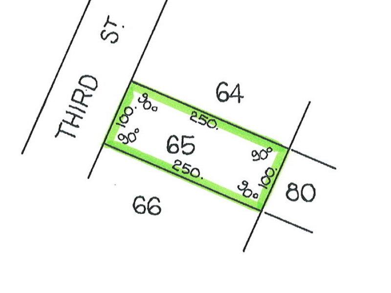 Lot 65, Lot 65 Winterhude (Third) Street, Port Germein, SA 5495