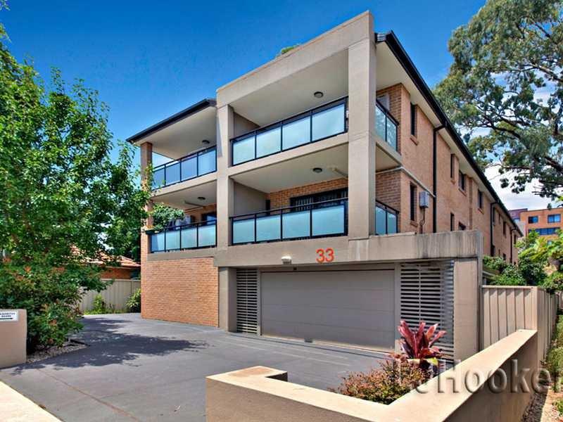4/33 Mary Street, Lidcombe, NSW 2141