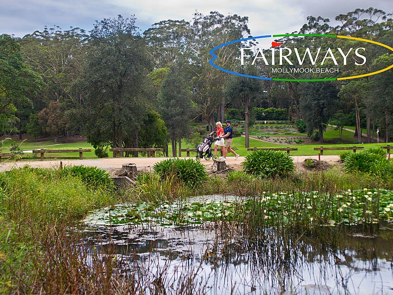Lot 12 Brookwater Crescent - Fairways, Mollymook Beach, NSW 2539