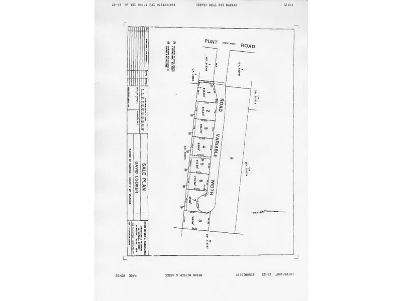 Lot 1,2,7,8, Briggs Court, Barham, NSW 2732