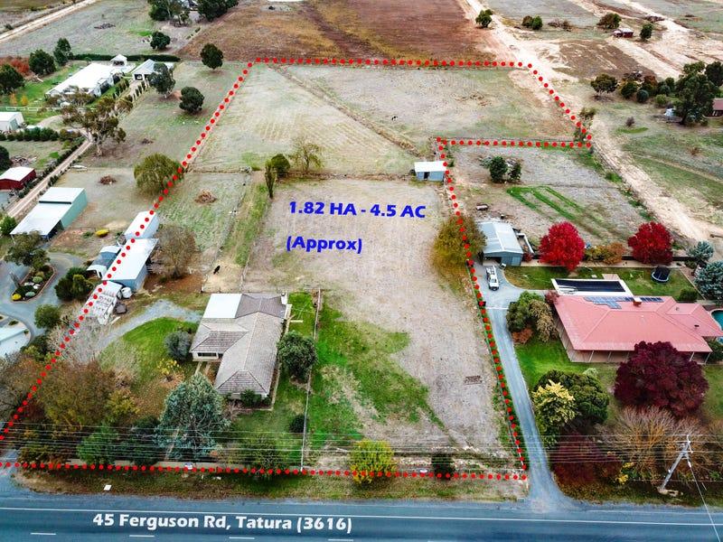 45 Ferguson Road, Tatura, Vic 3616