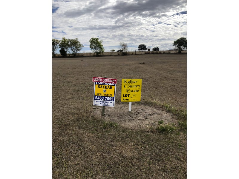 Lot 70 Wheatfield Street, Kalbar, Qld 4309