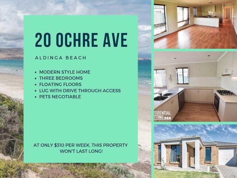 20 Ochre Drive, Aldinga Beach, SA 5173