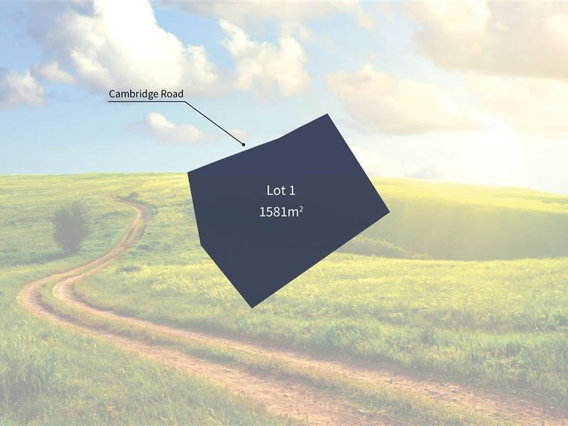Lot 1 843 Cambridge Road, Cambridge, Tas 7170