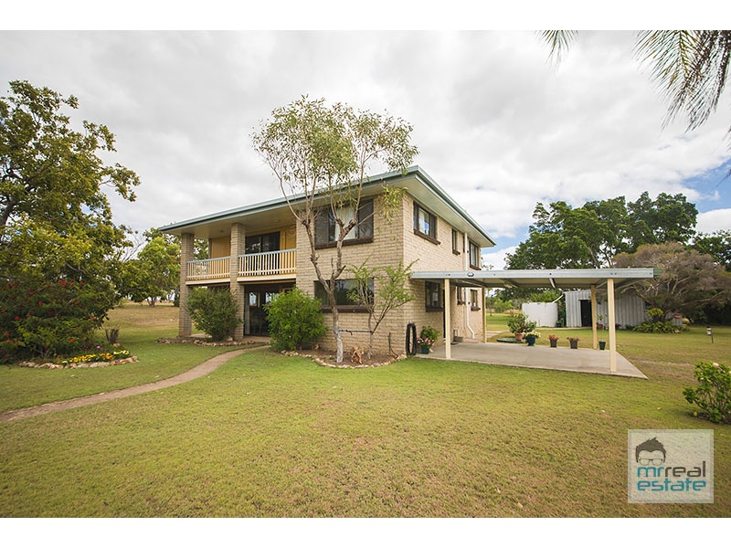 323 Greenlake Road, Rockyview, Qld 4701
