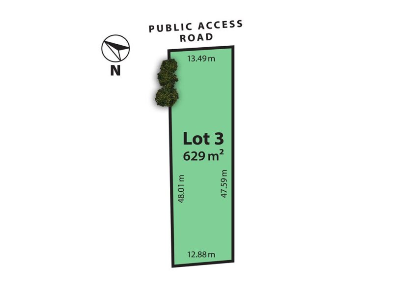 Lot 3, 7 Junction Road, Balhannah, SA 5242