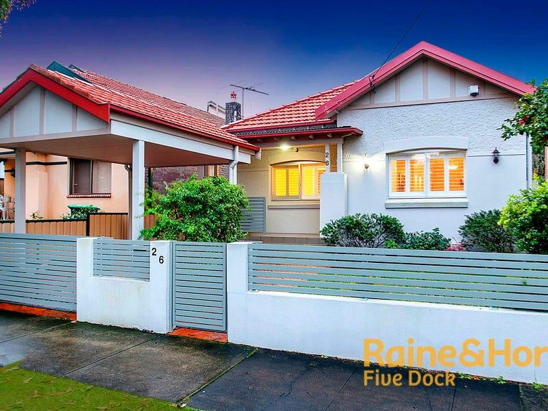 26 Murralong Ave, Five Dock, NSW 2046