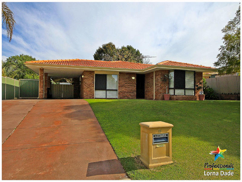 65 Doveridge Drive, Duncraig, WA 6023