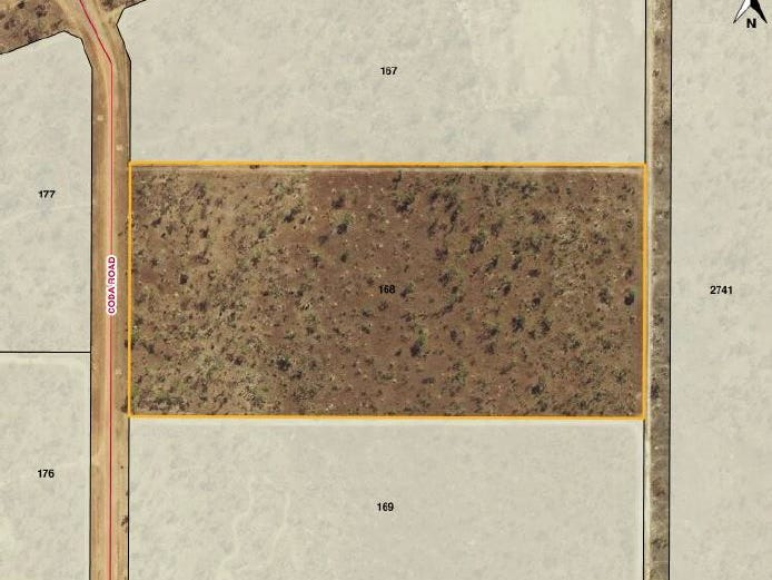 Lot 168 Coda Road, Bynoe, NT 0822
