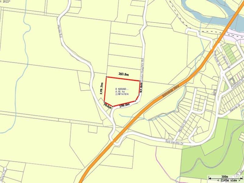 Lot 2, KURANDA HEIGHTS ROAD, Kuranda, Qld 4881