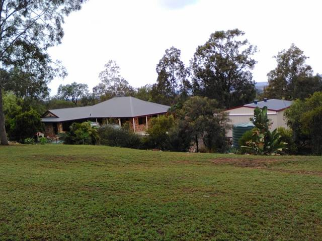 43 BACK MA MA ROAD, Winwill, Qld 4347