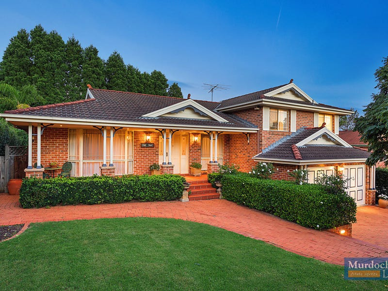 8 Carina Place, Castle Hill, NSW 2154
