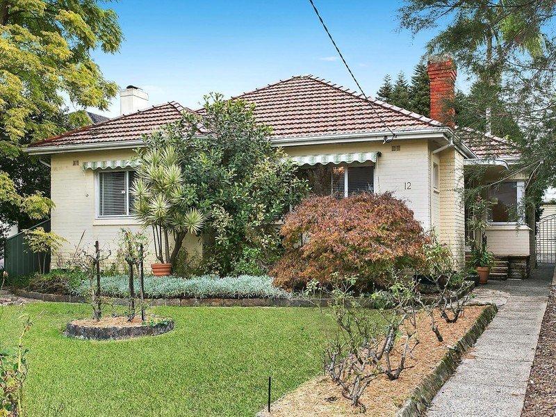 12 Loorana Street, Roseville Chase, NSW 2069