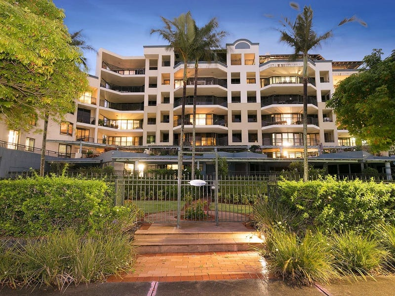 304/45B Newstead Terrace, Newstead, Qld 4006