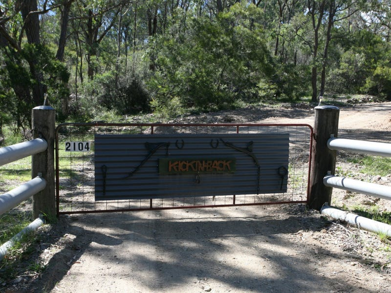 2104 Emmaville Road, Reddestone, NSW 2370