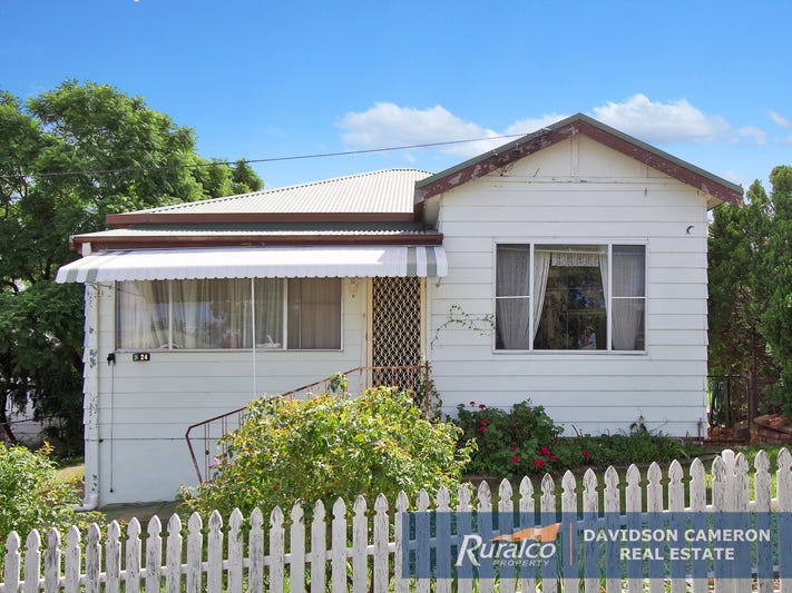 24 Poole Street, Werris Creek, NSW 2341