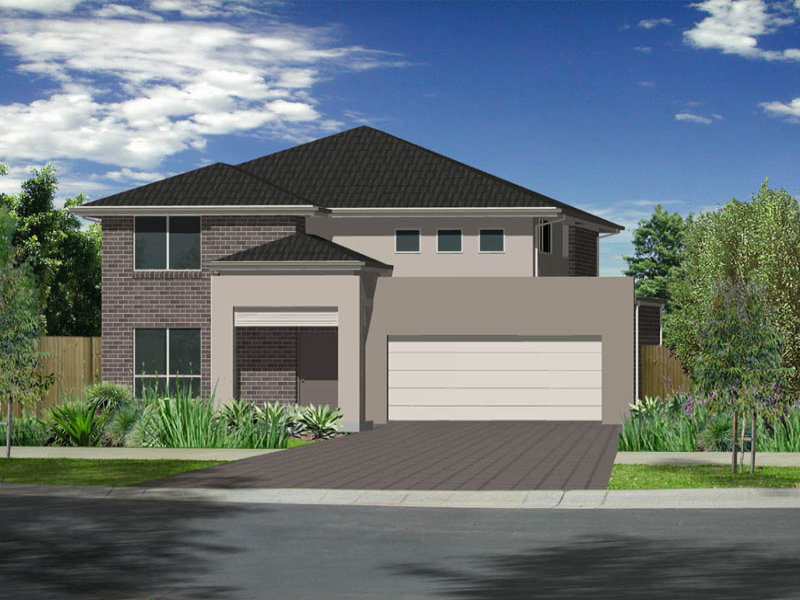 Lot 4005 Paringa Drive, The Ponds, NSW 2769