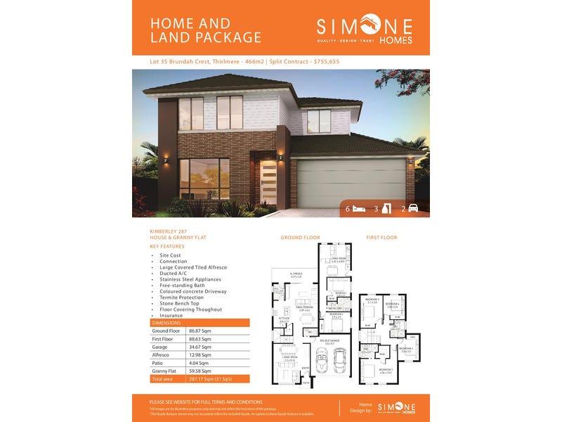Lot 35, 45 Brundah Street, Thirlmere, NSW 2572