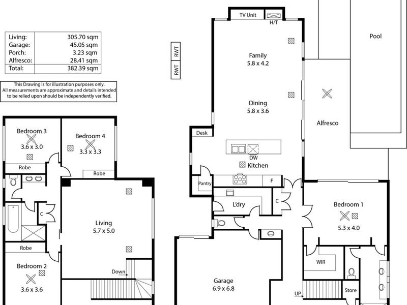62 St Andrews Street, Walkerville, SA 5081 - floorplan